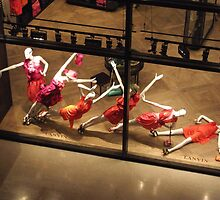 Shop til you drop..in Las Vegas! by Rita  H. Ireland
