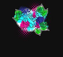Water Color Splash Rose Unisex T-Shirt