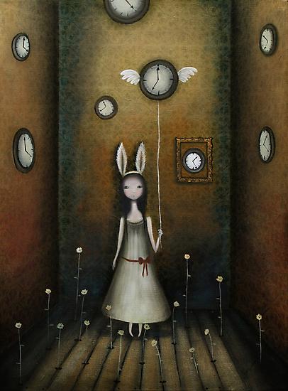 Time flies by Amanda  Cass