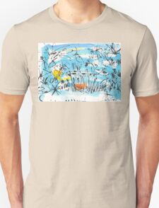 The Little Pond in the Park T-Shirt