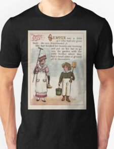 Gertie's Sunflower by George Lambert Mabel 1882 0010 Brother Unisex T-Shirt