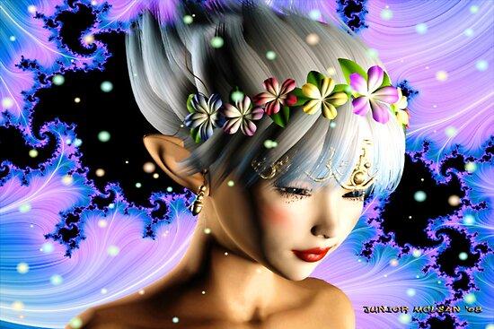 Fantasy Faerie: Enchanted by Junior Mclean