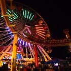 Speeding Roller Coaster ( #1 ) by Stephen Burke