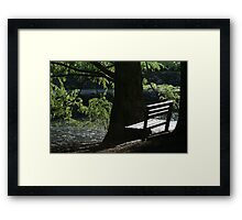 A Place for Peace Framed Print