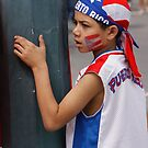 Small Puerto Rican patriot by Bigart32