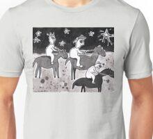 The Three Wise Lesbians Follow Their Star Unisex T-Shirt