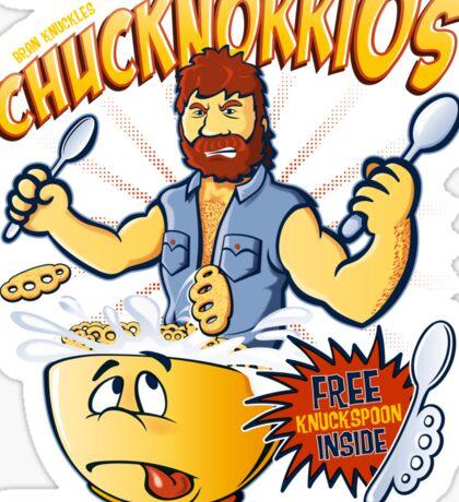 Chucknorrios Sticker