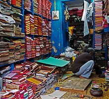 Fragments of Richness: An Indian Expose - the bookmaker by fenjay