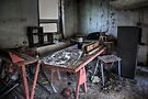 Workbench by Eric Scott Birdwhistell
