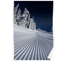 Crispy - Big White Ski Resort Poster