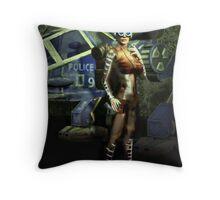 Patrol   Throw Pillow