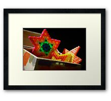 Sarah's Treasures Framed Print