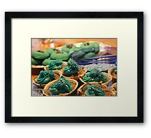 Happy Birthday, Percy Framed Print