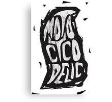 Motocycodelic Canvas Print