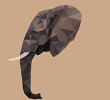 LP Elephant by Alice Protin