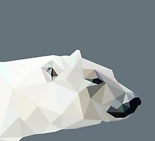 LP Polar Bear by Alice Protin