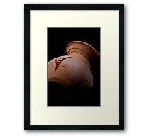 Pottery 101 Framed Print