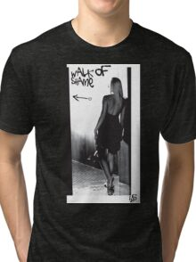 Walk of Shame Tri-blend T-Shirt