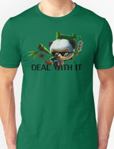 Teemo Deal with it Unisex T-Shirt