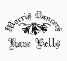 Morris Dancers Have Bells Kids Clothes