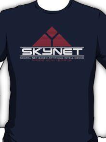 Skynet - Neural Net-Based Artificial Intelligence T-Shirt