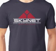 Skynet - Neural Net-Based Artificial Intelligence Unisex T-Shirt