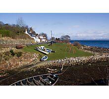 Harbour View Photographic Print