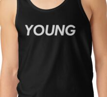 Young - WHT Tank Top