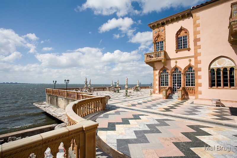 Quot Ca D Zan Mansion Ringling Museum Sarasota Quot By Mal Bray