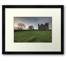 Lemenagh Castle Framed Print