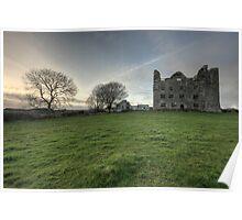 Lemenagh Castle Poster