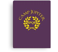 Camp Jupiter Canvas Print