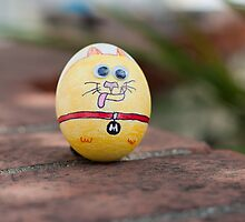 Dog egg by adis82