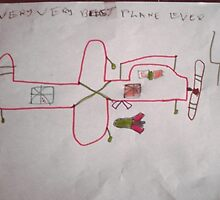 The Very Very Best Plane Ever. by Richard  Tuvey