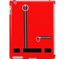 Captain Scarlet Blue Grey WHATEVER iPad Case/Skin