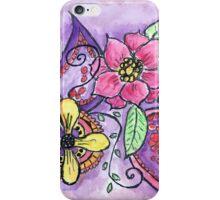 Purple Medley iPhone Case/Skin