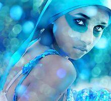 Blue. by anyakozyreva