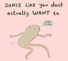 Dance Motivation One Piece - Long Sleeve