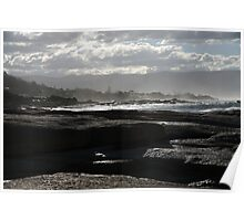 southerly swell Poster