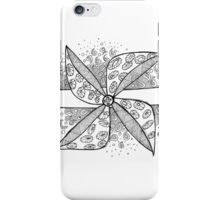 Pin Wheel for Peace 2015 iPhone Case/Skin
