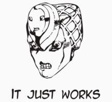 Jojo - It just works (Variant 1 Black) by itsmedio