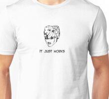 Jojo - It just works (Variant 1 Black) Unisex T-Shirt