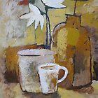 Coffee and Flowers by Lutz Baar