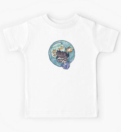 Aquarium Kids Tee