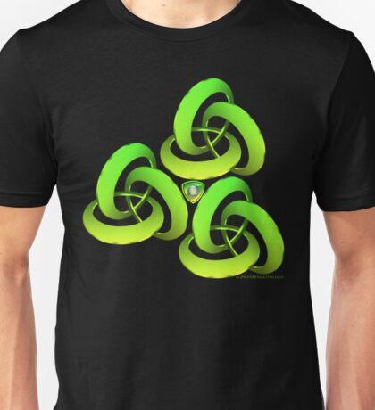 LIME RINGS Unisex T-Shirt