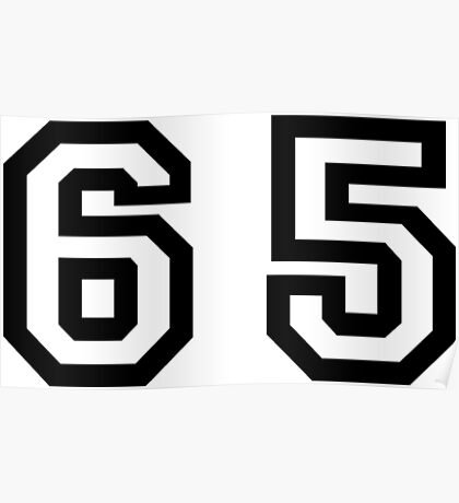 Sixty Five Poster
