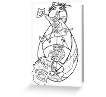 This is going to Hurt... Greeting Card