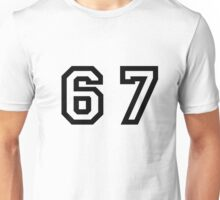 Sixty Seven Unisex T-Shirt