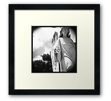 Diana's Angel Framed Print