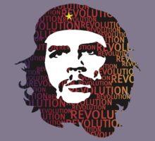 Che Guevara Revolution Kids Tee